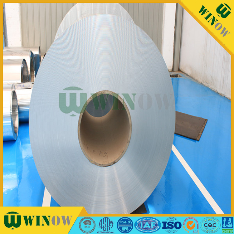 Winow manufacturers sheet coil chinese supplier high quality cheap price wholesale air conditioner gutters aluminum coil