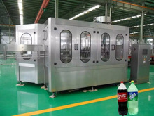Carbonated Water Filling Lines,Carbonated Drink Filling Machine