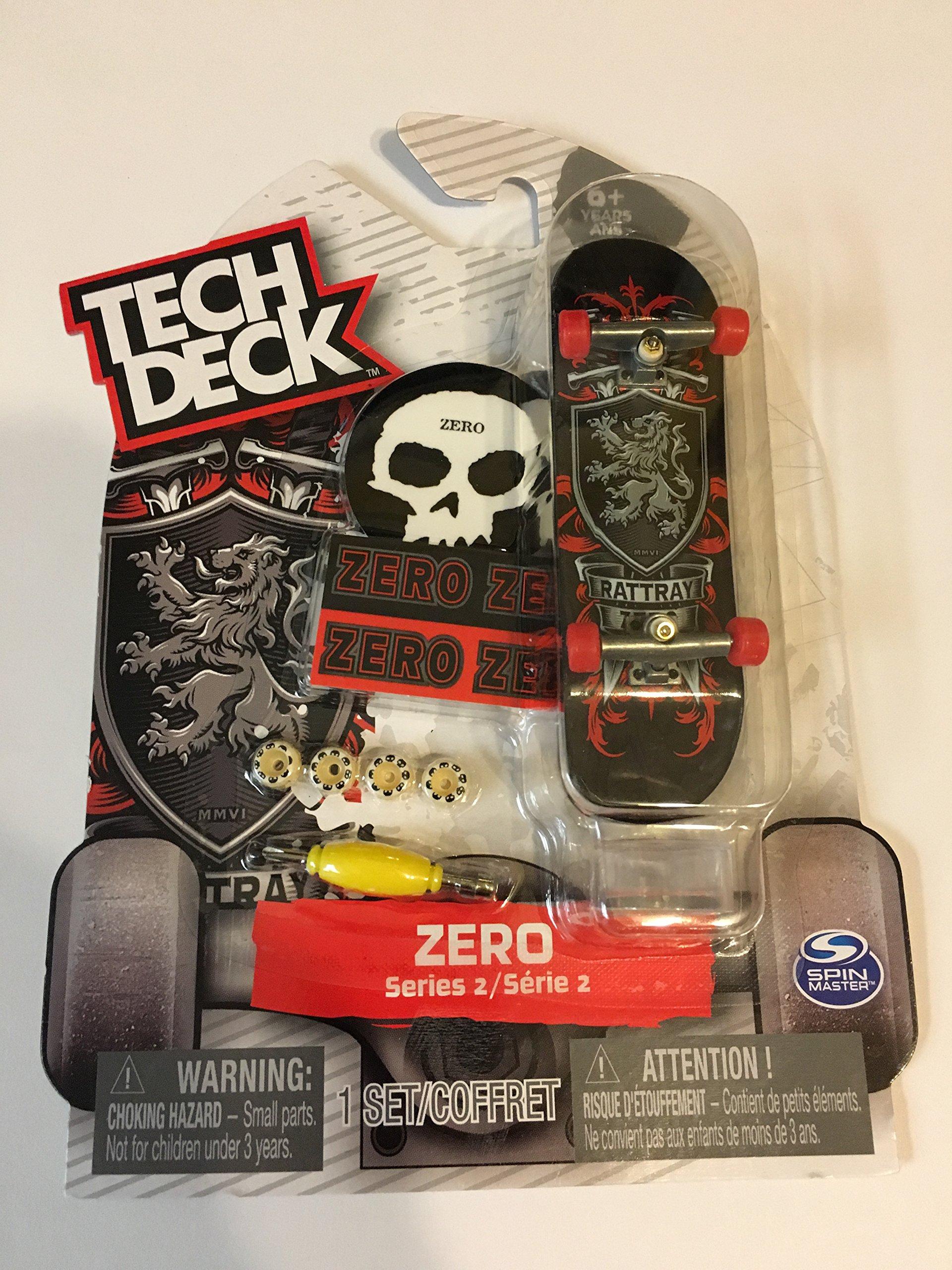 Tech Deck Series 2 - Zero