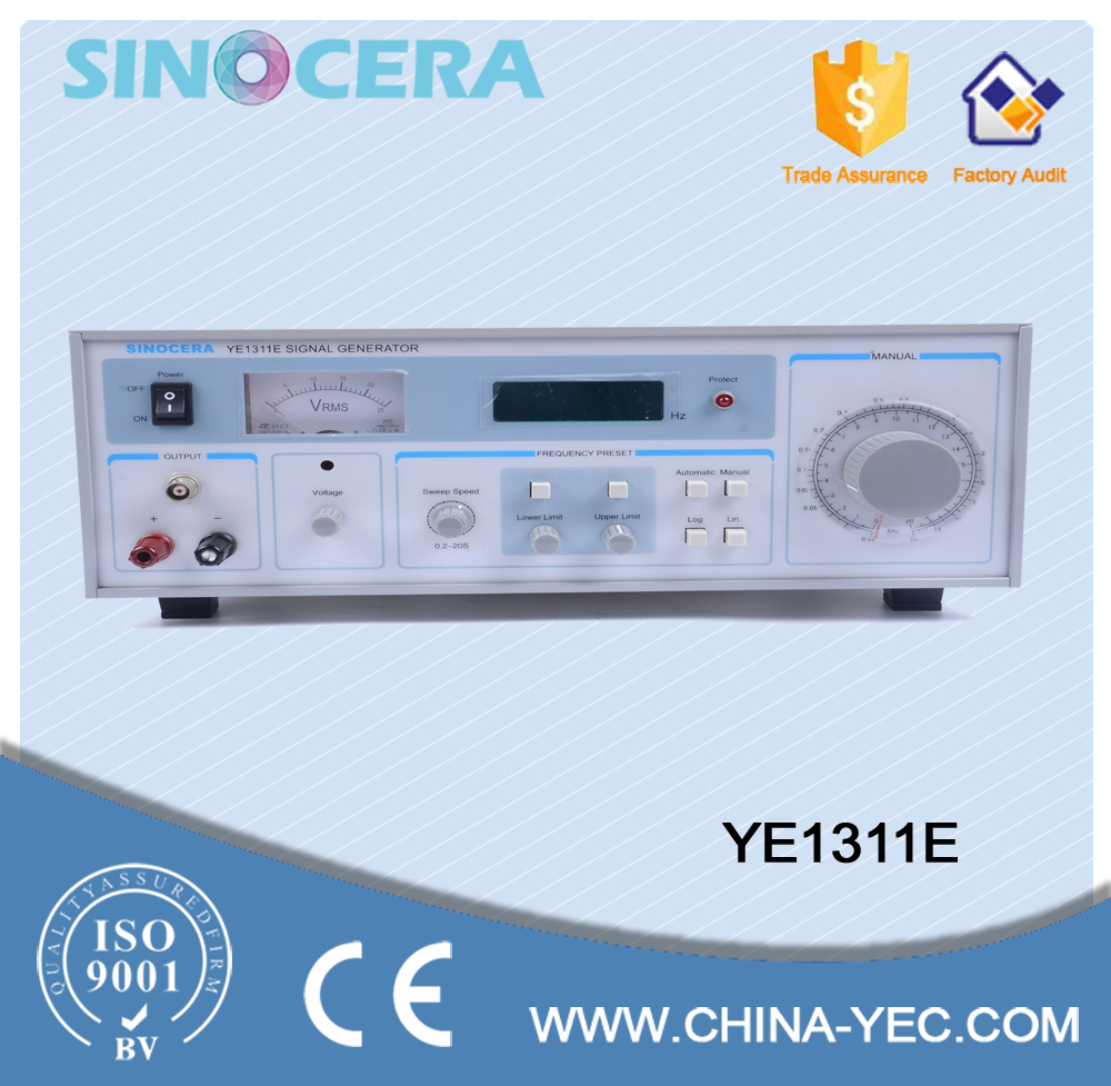 Professional Sweep Frequency Signal Generator