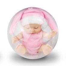 Кукла Reborn Bebe, милый защитный чехол ручной работы, Реалистичная силиконовая игрушка для детей(Китай)