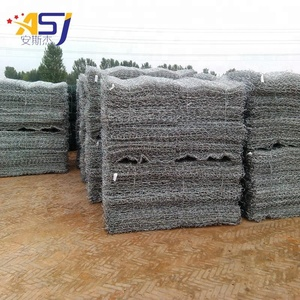 wholesale hot sale galvanized nepal gabion box Wire Mesh