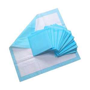 adult mens disposable bamboo bed incontinence pad