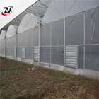 Frame Structure blackout multi-span greenhouse film