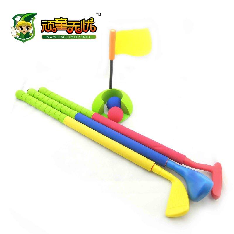 mini golf jouet golf club set pour enfants assistance d. Black Bedroom Furniture Sets. Home Design Ideas