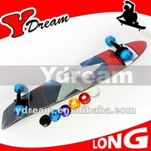 2012 CE Approved Complete Custom Long Board Skatboard