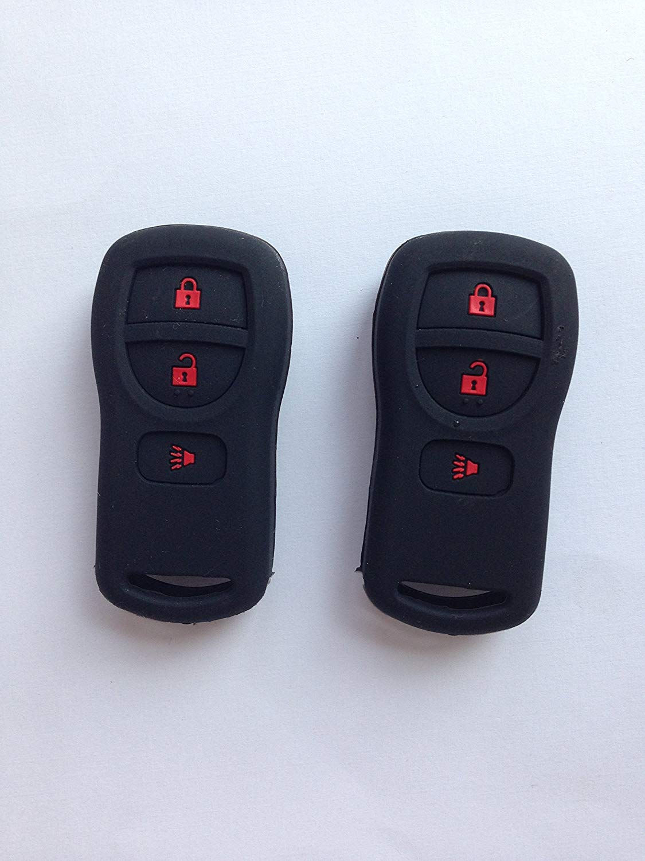2 For 2003-2008 Murano Keyless Entry Remote Car Suv Key Fob 3btn Blue