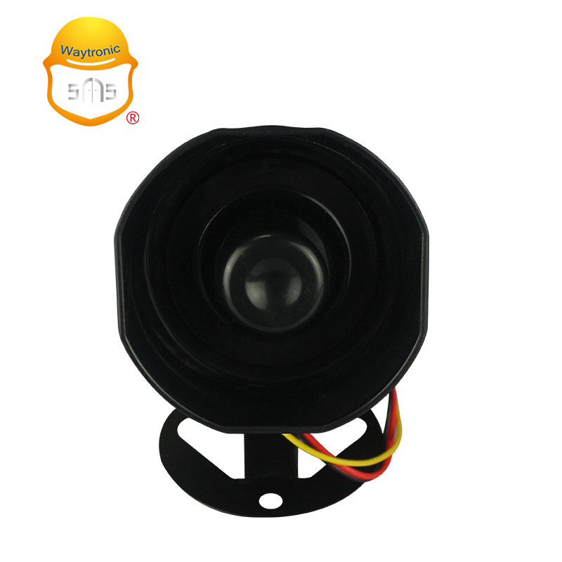 Voice broadcast built in 10W amplifier small horn speaker for alarm