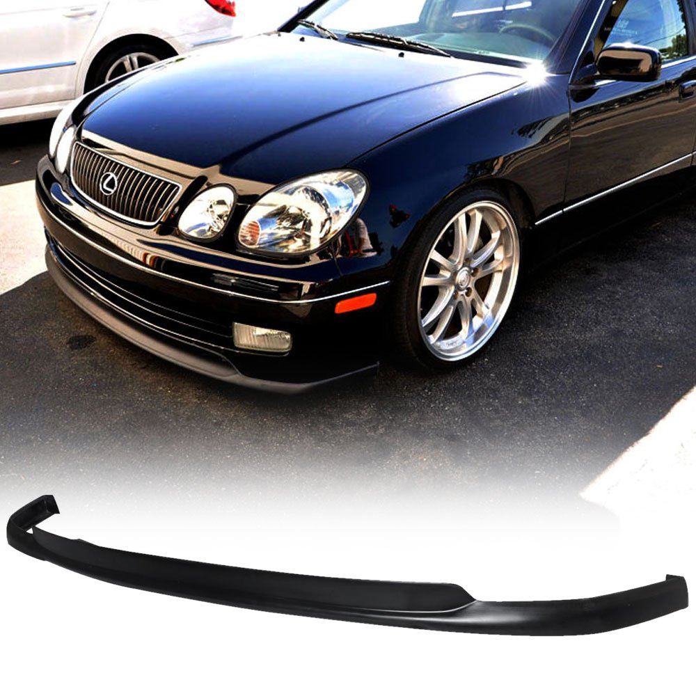 Fits 13-17 Lexus GS WD Style Roof Spoiler OEM Painted Color # 212 Obsidian Black