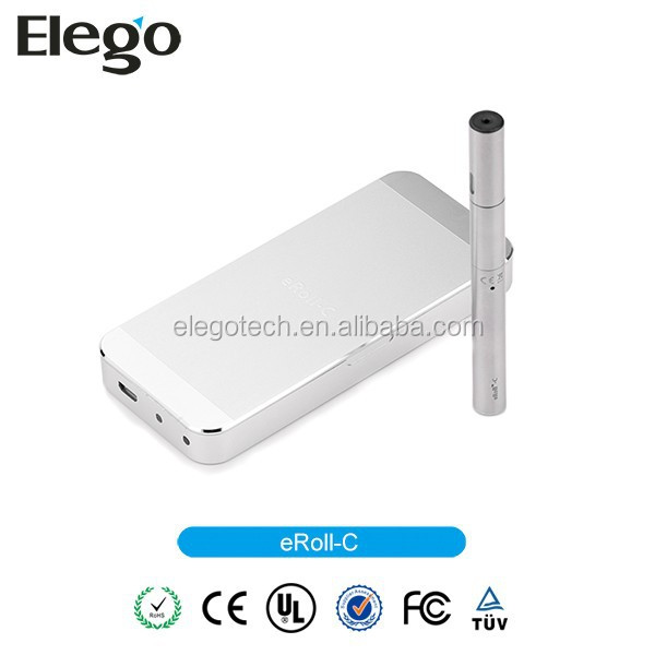 Fast Shipping & Best Price Genuine Joyetech eRoll-C Kit with 1000mAh PCC E Cigarette in Stock Wholesale