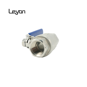 1 4 hygienic ss ball valve stainless steel bsp threaded angle valve 2-pc threaded ball valve