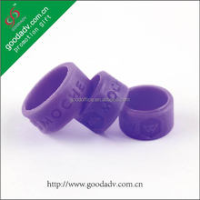 Wholesale silicone thumb ring /silicone finger ring/silicone finger bands