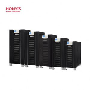 HONYIS 40KVA Three Phase UPS for industrial field with solar inverter charger mppt 230v 50hz