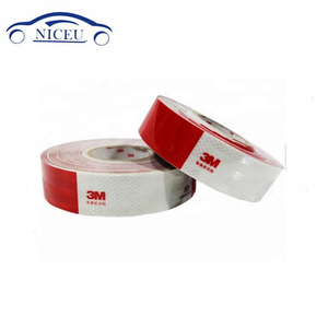 3M HOT SALE waterproof infrared reflective tape , truck reflective tape, sew on reflective tape