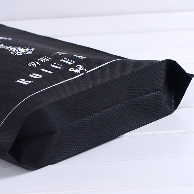 Wholesale Cheap Custom Logo Printed Fabric Tote Laminated PP Non-Woven Shopping Eco Bags