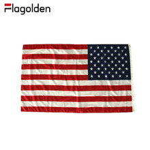 American national flagge stoff <span class=keywords><strong>polyester</strong></span> nylon 3x5 flagge