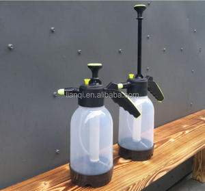2L Plastic High Pressure Pump Sprayer Bottle