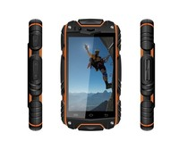 3G Dual SIM Rugged Android 4.2 Orange Discovery V8 Waterproof IP67 Mobile Phone