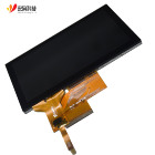 USB PCAP touch screen 1.3, 1.5, 1.8, 2, 2.4, 2.5, 2.8,3, 3.2, 4, 4.3, 5 inch capacitive touch panel lcd tft module