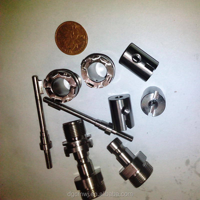 High Quality CNC Machined Parts(OEM) Stainless steel used cnc lathe part