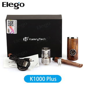 2016 e cigarette starter kit Kamry k1000 plus e pipe factory directly sale