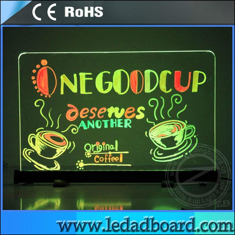 Latest LED Technology hand written LED messages