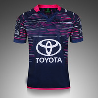 2016-2017 NORTH QUEENSLAND COWBOYS RUGBY JERSEY TOP JERSEY