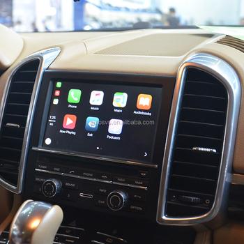Siri Map Music Video Message Unichip Auto Retrofit Apple Carplay