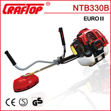 Gardening gas brush cutters, desbrozadora, strimmers CE approved NTC430,NTD430,NTC520