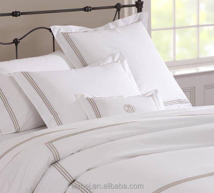 h tel de luxe brod drap de lit linge de lit ensemble buy ensemble de linge de lit de luxe. Black Bedroom Furniture Sets. Home Design Ideas