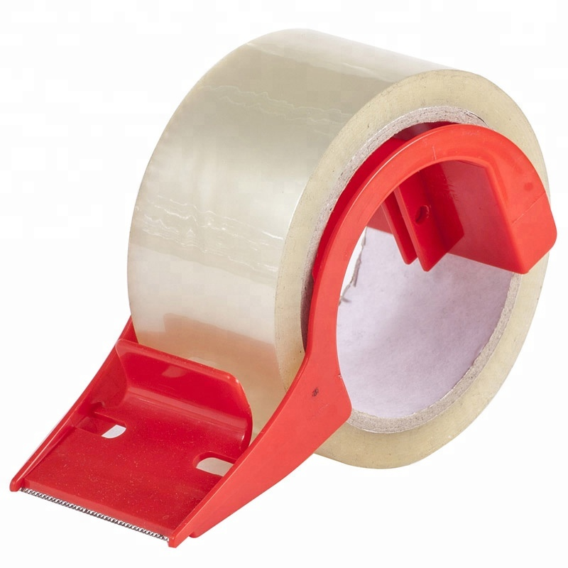 Metal Handheld 3 Inch 75mm Tape Gun Dispenser Packing Packaging Sealing Cutter