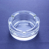 Custom Unique Design Cigar Ashatray Glass, Wholesale Glass Ashtray