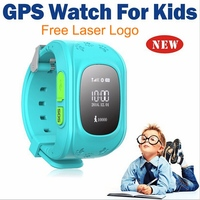 Anti Lost SOS Emergency gps elder kid tracker gps watch