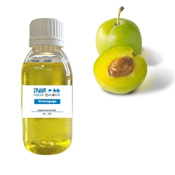 Wholesale Concentrated Greengage Flavor And WS-23 Liquid Cooling Agent For Vape Juice