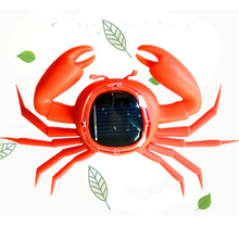 Kid Solar Energy Powered Toy Mini Kit Novelty Power Crab Ant Robot Bug Grasshopper Educational Gadget Toy For Children Baby