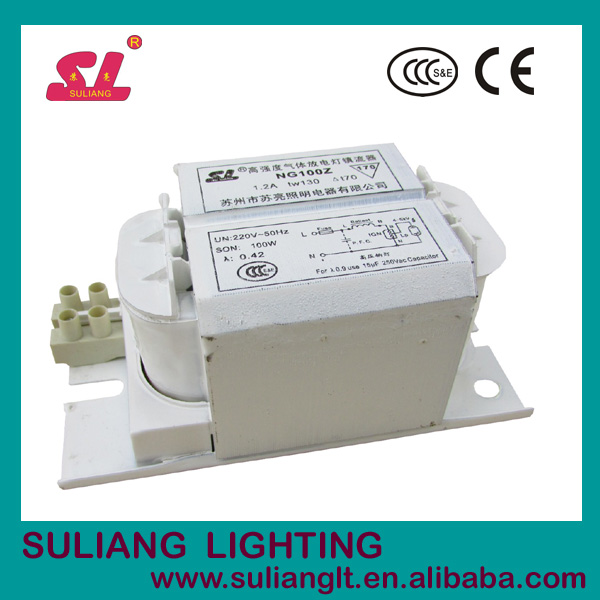 ballast for high pressure sodium lamp/hps ballast