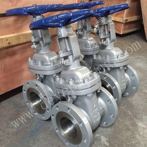 API600 150LBS Carbon Steel WCB Gate Valve for Water