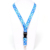 Economic promotional gift cartoon polyester custom printed lanyard with plastic buckle for children