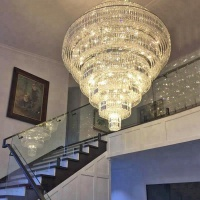 Asfour Crystal Luxury Contemporary Turkish Chandelier Crystal