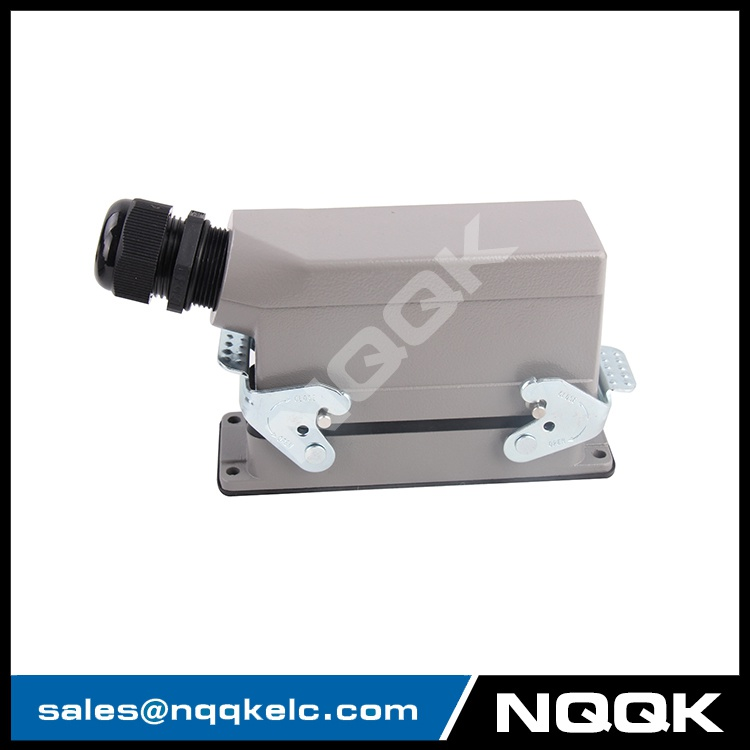 3 24 pin Screw spring crimp terminal Inserts surface mouned heavy duty sockets connector.JPG