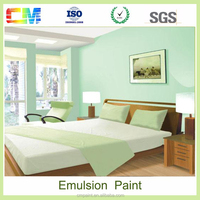 2017 decoration of interior wall paint for home living room with low price