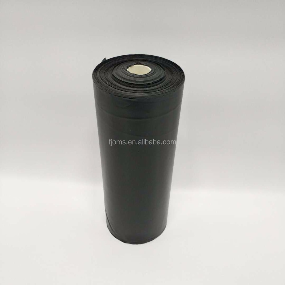 LDPE Black Polythene Roll Rolls For Construction, Building, or Agriculture
