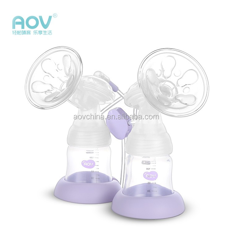 Double Pump Working/Mini Computer Checking/Double Side Working/Electric Breast Pump