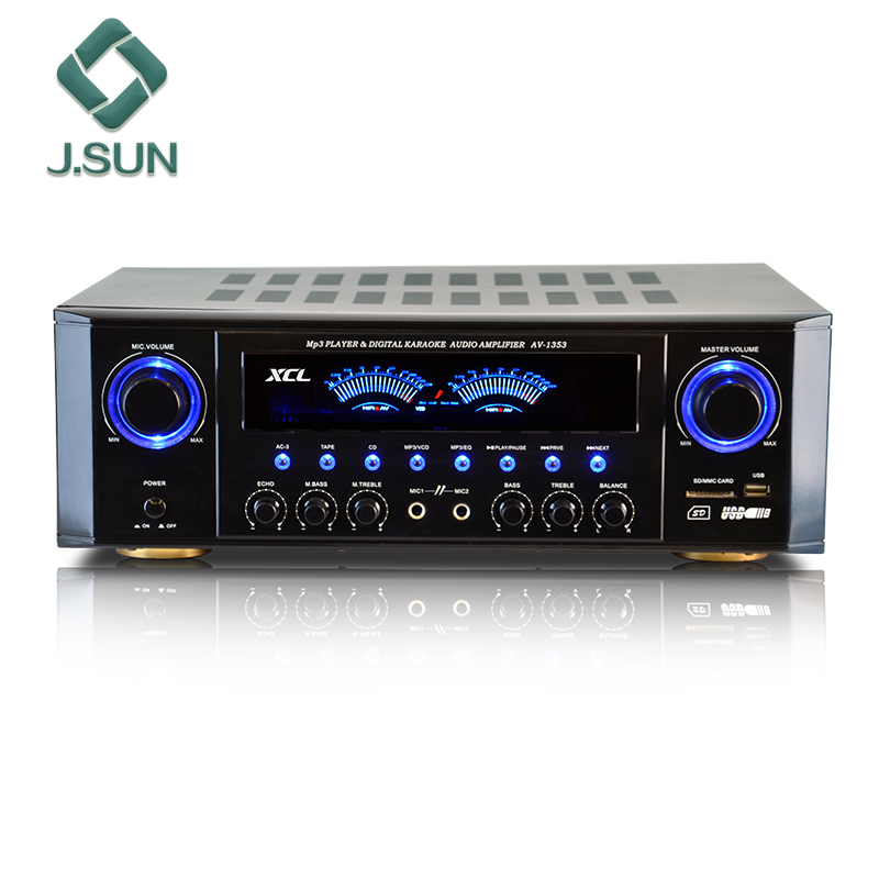 multimedia audio amplifier with USB/SD/FM 2011 NEW!