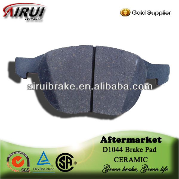 D1044 Japanese Car Disc Brake Pad for Mazda5 2006 F auto Parts