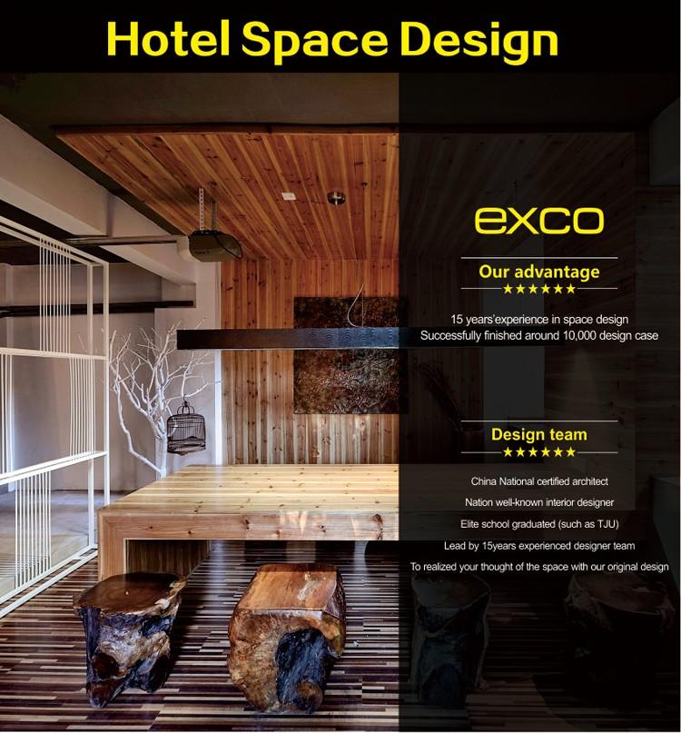 EXCO Hotel Kitchen Equipment List For Decoration Design Service