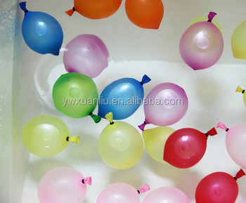 most hot sale summer toy! filler bomb water balloon, latex balloons launchers, magic water balloon