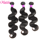 deep wave human hair for braiding,brazilian human hair wet and wavy weave and bahrain human hair