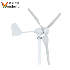 Home use wind power system kits prices permanent magnet alternator 24v 600W wind turbine mini generator