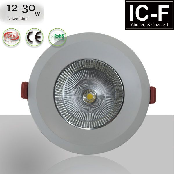 Square Led Downlight Retrofit For 30w Led Ceiling Light Dimmable ...